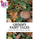 【中商海外直订】Grimm's Fairy Tales