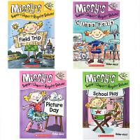 (顺丰发货)送音频 学乐桥梁书大树系列一英文原版Scholastic Branches Missy's Super Du