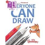 【中商海外直订】Everyone Can Draw