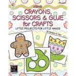 【预订】Using Crayons, Scissors & Glue for Crafts