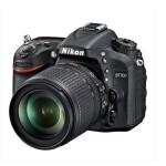 Nikon/尼康 D7100 数码单反相机 18-140mm VR套机 2400万像素