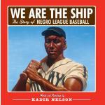 【预订】We Are the Ship The Story of Negro League Baseball