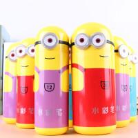 泰蜜熊12色小黄人幸运瓶愤怒小鸟绘画水彩笔儿童文具12支装