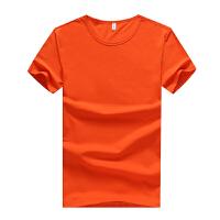 夏季男士短袖t恤圆领半袖体恤韩版潮流修身体��2018新款夏装衣服�B