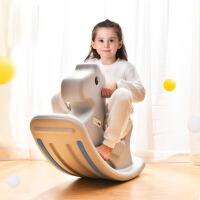 小马骑马玩具塑料大号儿童摇摇马小木马宝宝小摇马