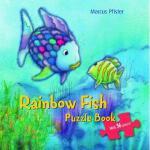 【预订】The Rainbow Fish Puzzle Book