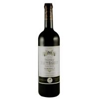 [当当自营] 法国进口 AOC奥巴城堡干红葡萄酒 750ml
