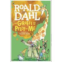【现货】英文原版 长颈鹿、佩里和我 The Giraffe and the Pelly and Me 罗尔德达尔系列
