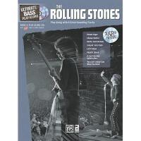 【预订】The Rolling Stones: Play Along with 8-Great Sounding