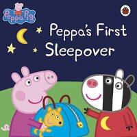 Peppa Pig: Peppa's First Sleepover 粉红猪小妹:小猪的第一次通宵【英文原版童书 小猪