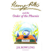 Harry Potter and the Order of the Phoenix 哈利波特与凤凰社(英国版) 9781408810590