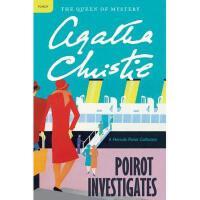 【预订】Poirot Investigates Y9780062074003