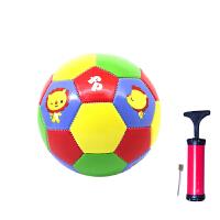 费雪儿童足球小皮球宝宝健身运动训练球小孩户外玩具球弹力球室内儿童节礼物