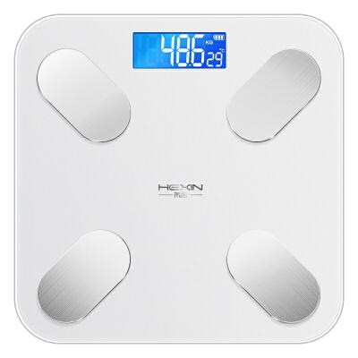 体脂称电子秤体重秤家用小巧精准女减肥小型人体测脂肪秤 测量79项身体数据