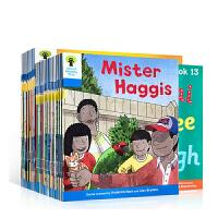 英文原版点读版牛津阅读树3阶 Oxford Reading Tree Level 3 自然拼读套装合集30册 支持好饿的毛毛虫点读笔