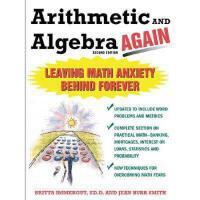 【预订】Arithmetic and Algebra Again