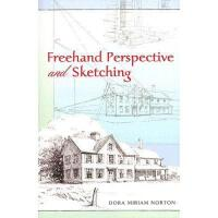 【预订】FreeHand Perspective and Sketching