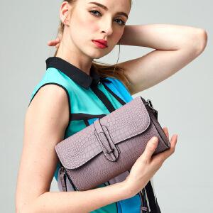 【春夏新品惠】新款欧美真皮女包手拿包单肩包手提包箱包