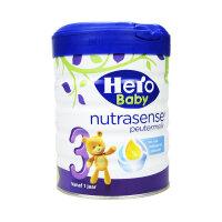 原装进口 保税仓发货 Hero Baby 荷兰 美素白金版婴幼儿配方牛奶粉3段700g 海外版正品保障