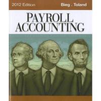 【预订】Payroll Accounting