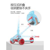 明爵儿童滑板车1-2-3-6-12岁小孩9宝宝三合一单脚踏板滑滑溜溜车