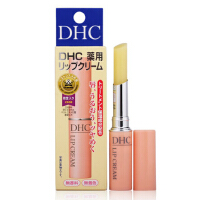 DHC橄榄润唇膏 天然植物无色润唇持久保湿滋润 1.5g/支