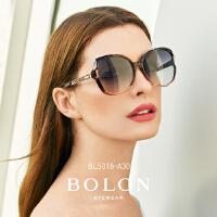 BOLON暴龙2018新款太阳镜明星同款潮流时尚墨镜女个性眼镜BL5018
