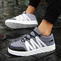 秋季小码帆布男鞋女韩版潮中大休闲童板鞋运动学生鞋