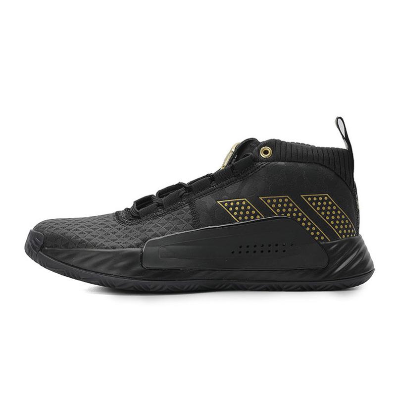 adidas/阿迪达斯 男款 2019夏季新款 利拉德5代 款威联名高帮 篮球鞋 EG6577