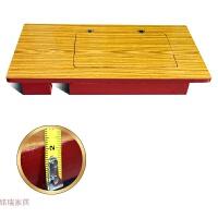 老式缝纫机家用脚踏裁缝桌面台板 台面板西湖标准飞人蝴蝶牌面板