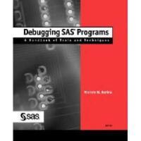 【预订】Debugging SAS Programs: A Handbook of Tools and