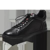 CUM 秋季英伦高帮鞋皮鞋男士休闲鞋时尚运动板鞋男鞋子潮鞋男靴子