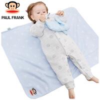 PWA17730*嘴猴(Paul Frank) 婴儿隔尿垫 防水透气可洗大号尿布 宝宝隔尿床垫1条装