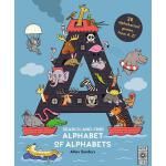 【预订】Search and Find Alphabet of Alphabets