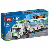LEGO乐高积木 城市组City系列 60305 汽车运输车