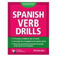 【预订】Spanish Verb Drills, Fourth Edition