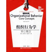 组织行为学:核心概念(双语教学)