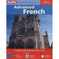 【预订】Berlitz Advanced French [With 133 Page Coursebook]