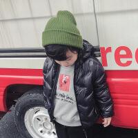 儿童轻薄羽绒服男童轻便2018新款冬季保暖童装中大童韩版外套加厚