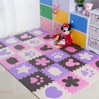 拼图地垫卧室家用铺地板榻榻米加厚儿童爬行垫子拼接海绵泡沫地垫