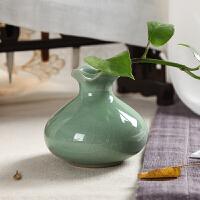 创意家居装饰品摆件手工个性时尚小花器台面水培花插花瓶