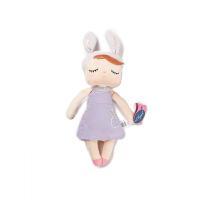 20180528035423693婴儿安抚兔陪宝宝睡玩偶兔女孩兔子毛绒玩具公仔娃娃女生可爱韩国 40厘米-49厘米