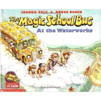 英文原版The Magic School Bus At the Waterworks神奇校车:水的力量 绘本版