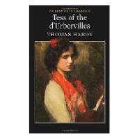 英文原版 Tess of the D'urberviles 德伯家的苔丝
