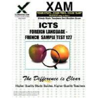 【预订】Icts Foreign Language: French Sample Test 127