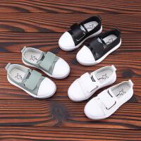春季新款儿童运动鞋男童女童板鞋小白鞋宝宝单鞋中大童鞋