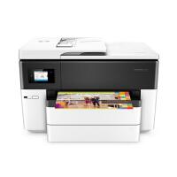 惠普hp 7740打印机A3 彩色喷墨打印机一体机 多功能复印扫描传真一体机替代7612 标配