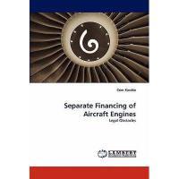 【预订】Separate Financing of Aircraft Engines