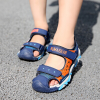 男童凉鞋包头儿童沙滩鞋8夏季新款男孩童鞋小孩鞋子