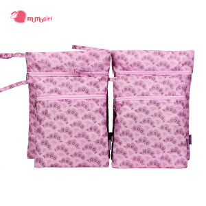 【2件2.9折,1件3.5折】momogirl糖果 洗漱收纳袋旅行套装女可折叠皮肤包M9514